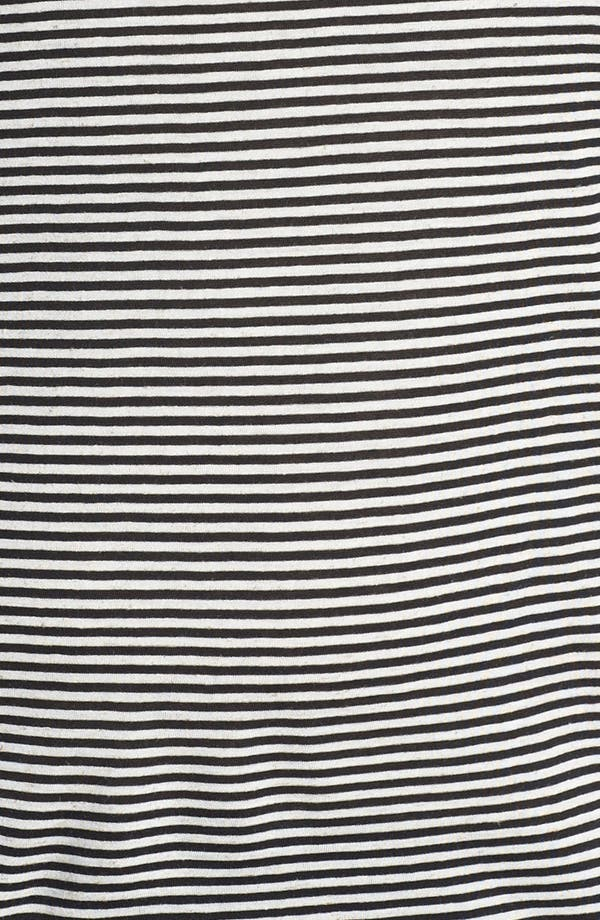 Alternate Image 3  - Pleione Stripe Tee (Plus Size)