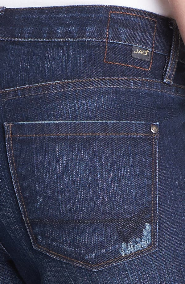 Alternate Image 4  - Jag Jeans 'Reece' Skinny Stretch Jeans (Online Only)