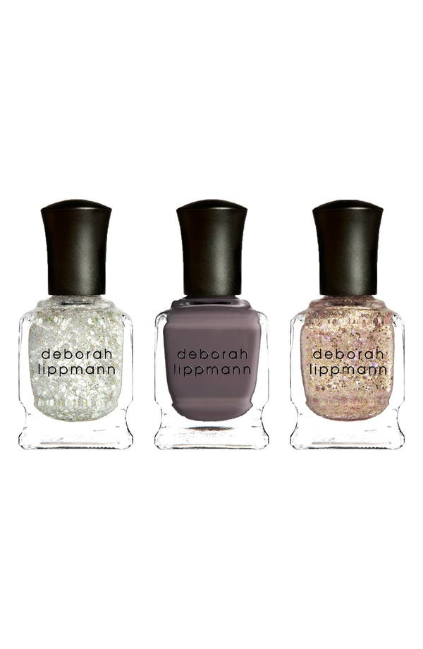 Alternate Image 1 Selected - Deborah Lippmann 'Space Oddity' Mini Nail Lacquer Trio (Nordstrom Exclusive) ($36 Value)