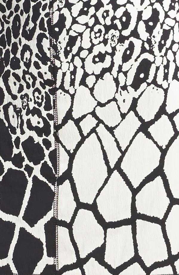 Alternate Image 3  - Nicole Miller Jacquard Sheath Dress