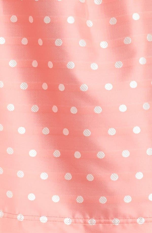 Alternate Image 3  - Eliza J Embellished Strapless Metallic Satin Dress