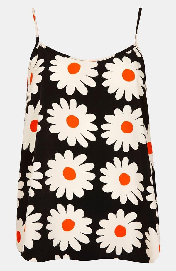 Alternate Image 3  - Topshop Daisy Print Camisole