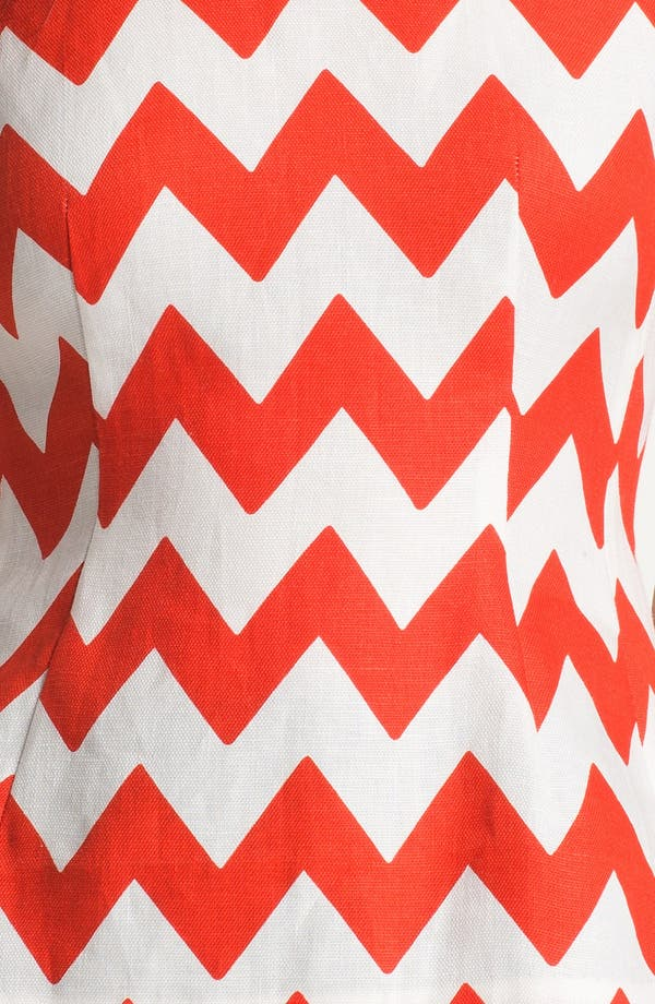 Alternate Image 3  - kate spade new york 'tatiana' stripe top