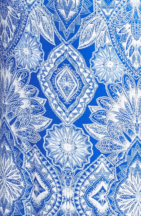 Alternate Image 3  - Felicity & Coco 'Delanie' High/Low Blouson Dress (Nordstrom Exclusive)