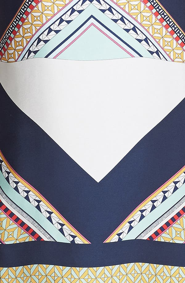 Alternate Image 3  - Collective Concepts Print Shift Dress