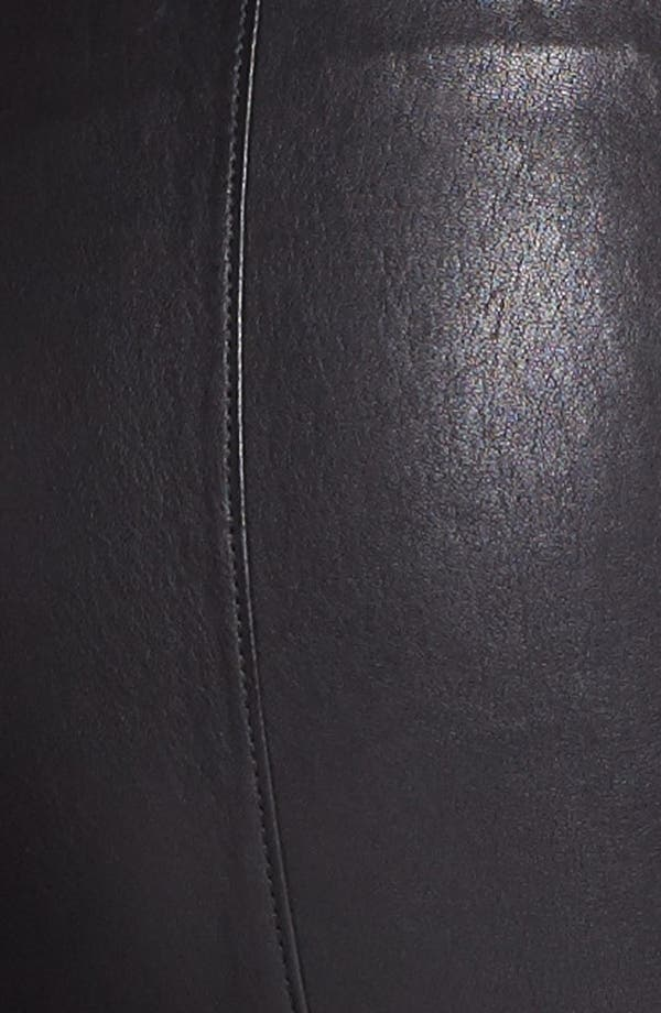 Alternate Image 3  - MARC BY MARC JACOBS 'Lena' Leather Leggings