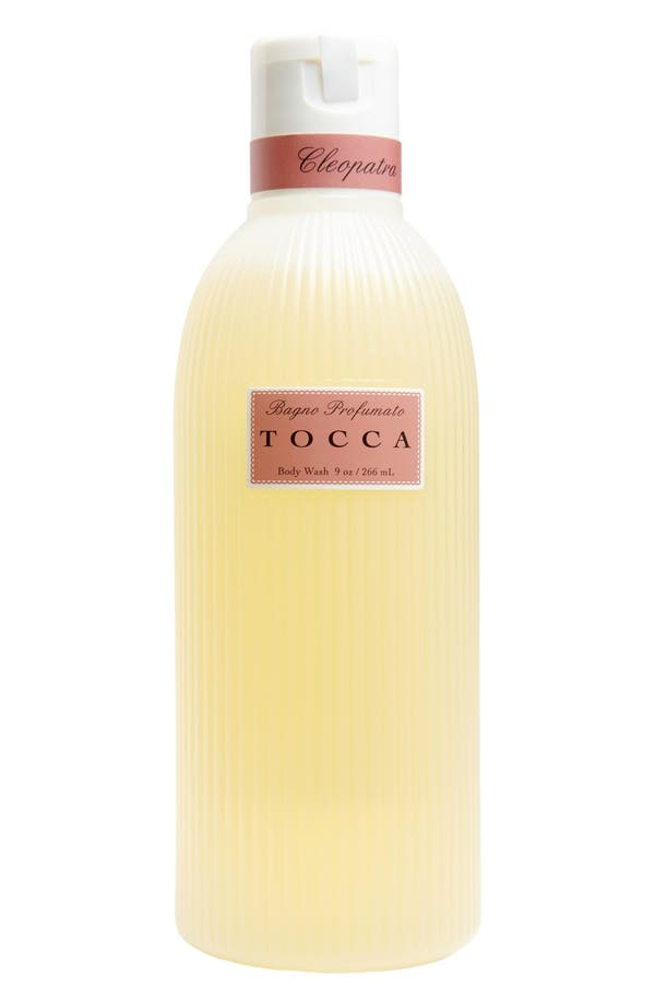 Alternate Image 1 Selected - TOCCA 'Cleopatra' Body Wash