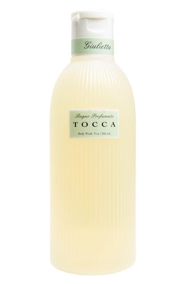 Alternate Image 1 Selected - TOCCA 'Giulietta' Body Wash