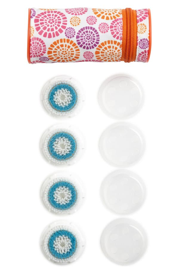 Alternate Image 1 Selected - CLARISONIC® Deep Pore Brush Head (Set of 4) (Nordstrom Exclusive) ($100 Value)
