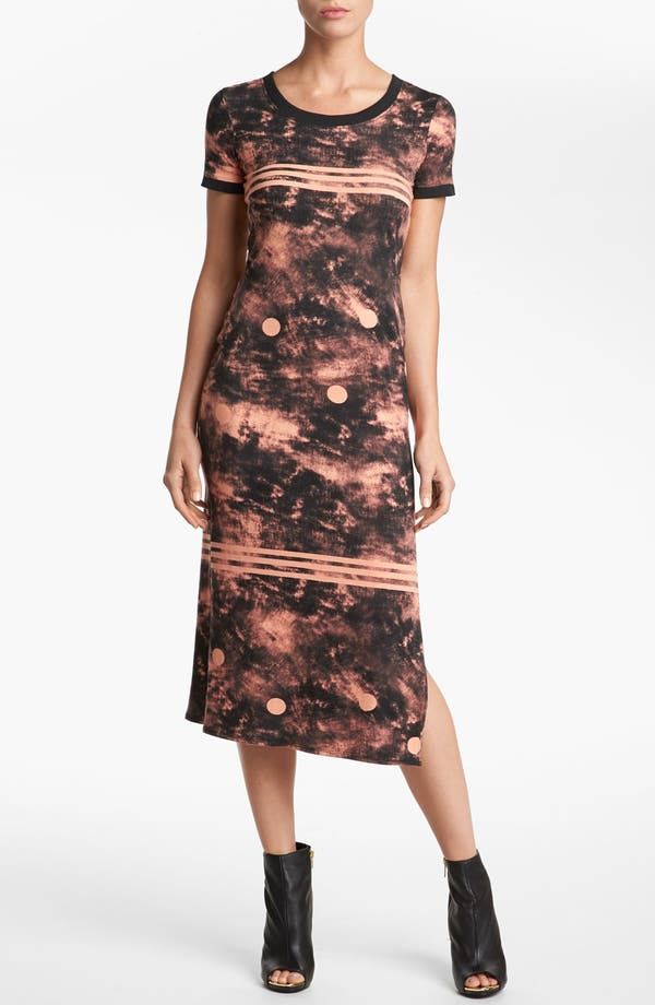 Main Image - Viva Vena! Print Tee Maxi Dress