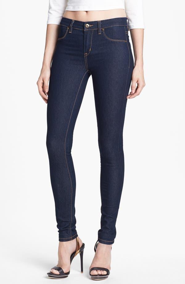 Alternate Image 1 Selected - BLANKNYC High Rise Skinny Jeans