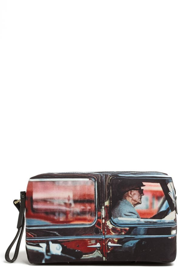 Alternate Image 1 Selected - Paul Smith Accessories 'Taxi Driver' Dopp Kit