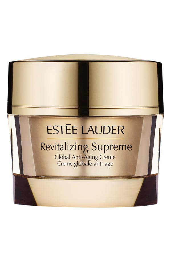 Alternate Image 1 Selected - Estée Lauder 'Revitalizing Supreme' Global Anti-Aging Creme