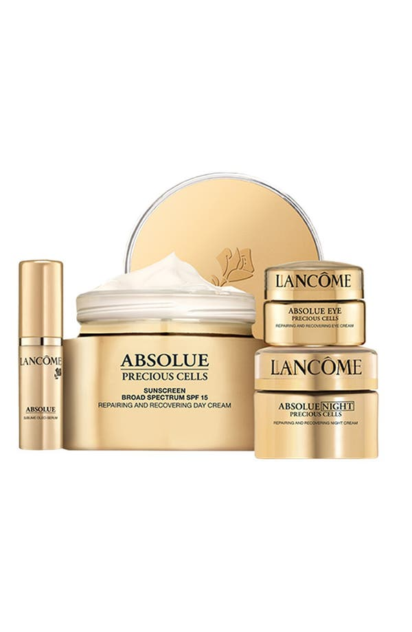 Alternate Image 1 Selected - Lancôme 'Absolue Precious Cells' Specialty Set ($312 Value)