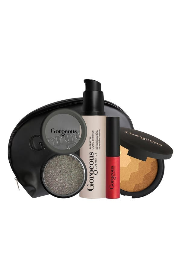 Alternate Image 1 Selected - Gorgeous Cosmetics Makeup Set