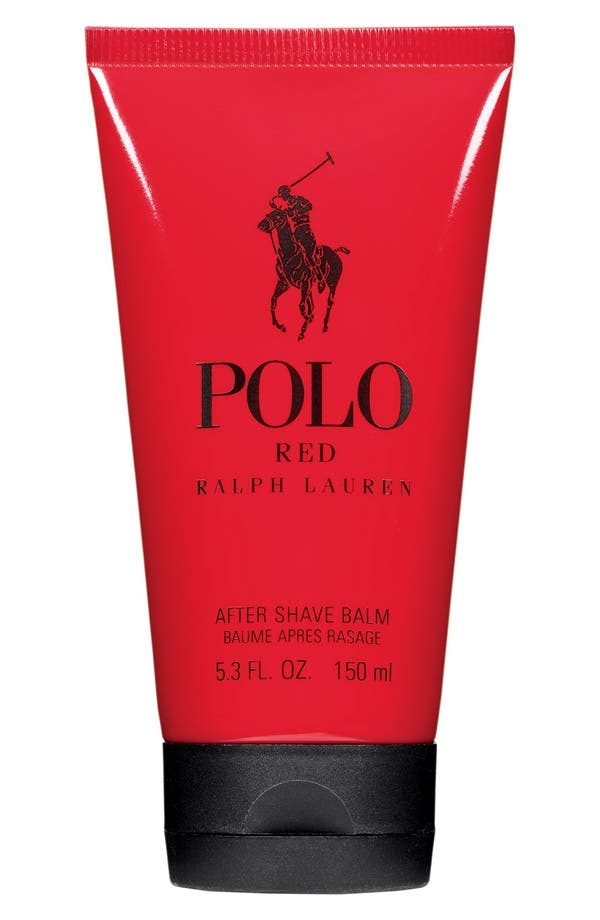 Alternate Image 1 Selected - Polo Ralph Lauren 'Polo Red' After Shave Balm