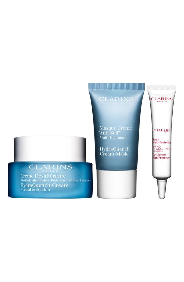 Main Image - Clarins 'HydraQuench Skin Solutions' Set (Limited Edition) ($64.50 Value)