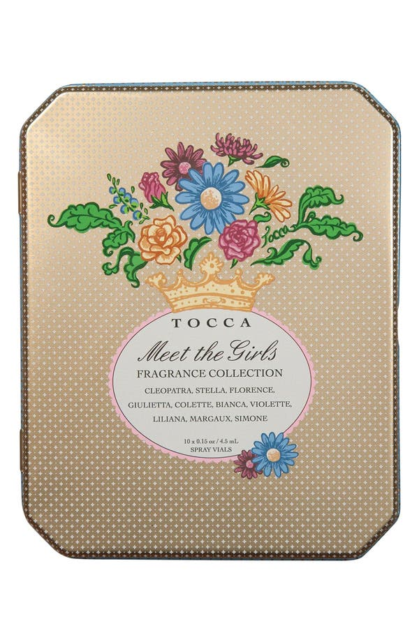 Alternate Image 2  - TOCCA 'Meet the Girls' Fragrance Collection (Limited Edition)