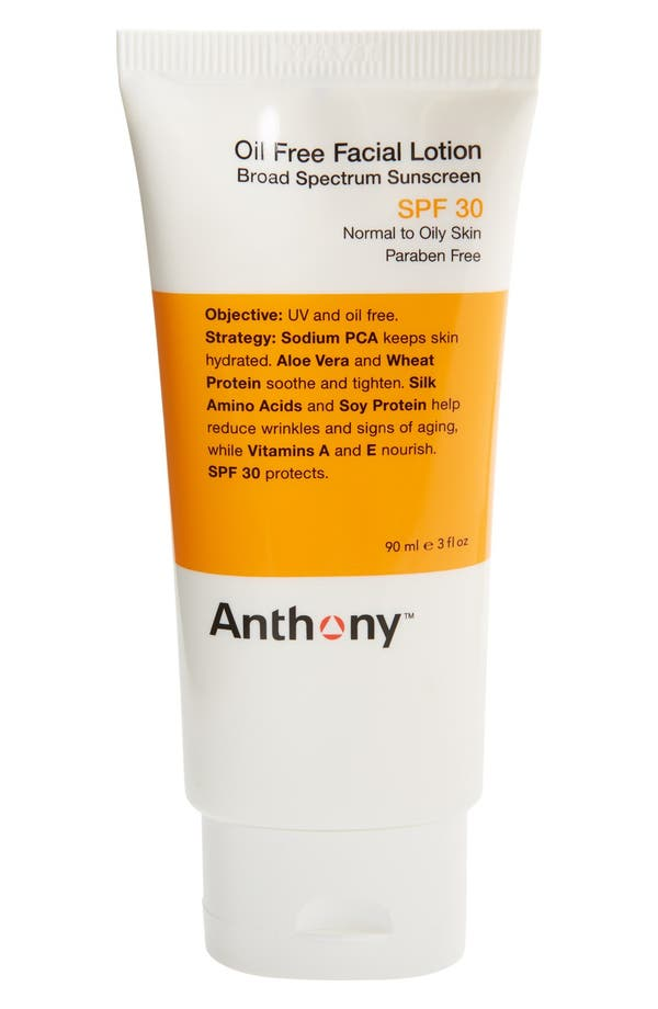 Main Image - Anthony™ Oil Free Facial Lotion SPF 30