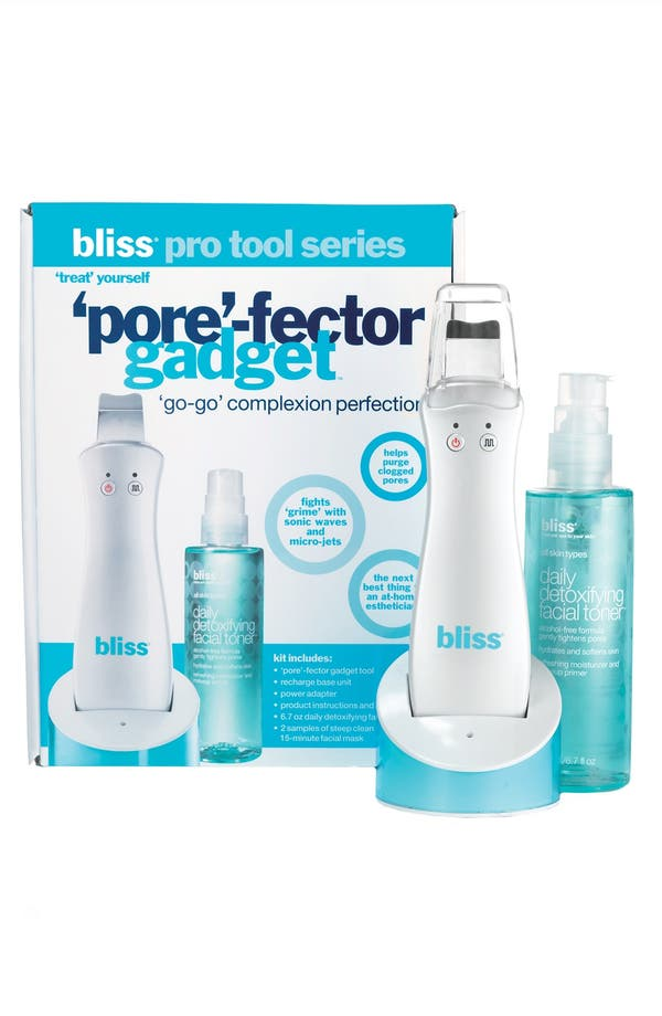 Alternate Image 1 Selected - bliss® 'Pore-Fector Gadget' Complexion Perfection Kit