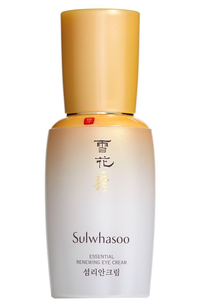 Sulwhasoo 'Essential' Renewing Eye Cream