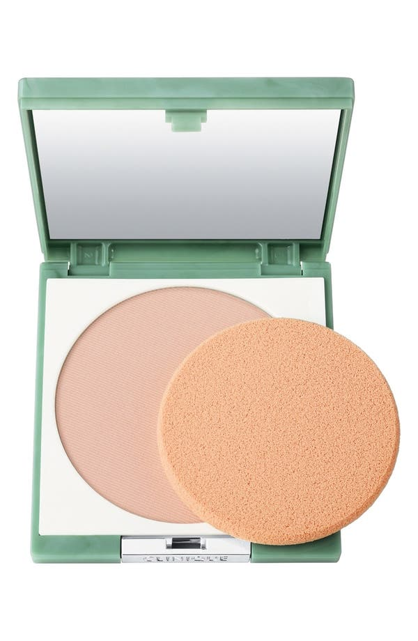 Alternate Image 1 Selected - Clinique Superpowder Double Face Powder