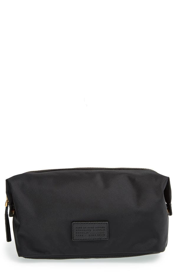 Main Image - MARC BY MARC JACOBS 'Domo Arigato - Large' Zip Pouch