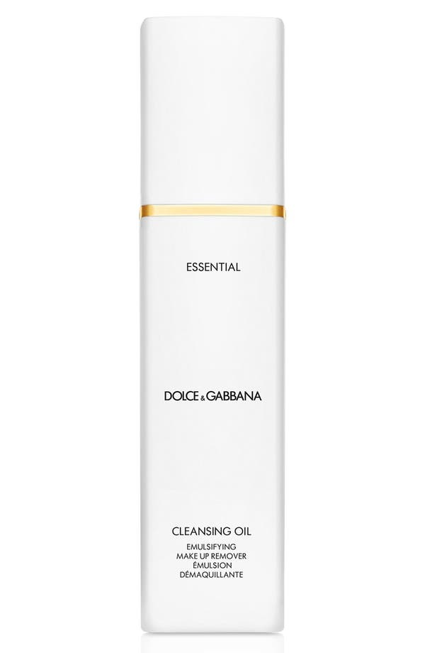 DOLCE&GABBANA BEAUTY Dolce&Gabbana Beauty 'Essential' Cleansing