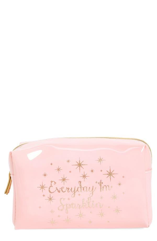 Alternate Image 1 Selected - Tri-Coastal Cosmetic Bag