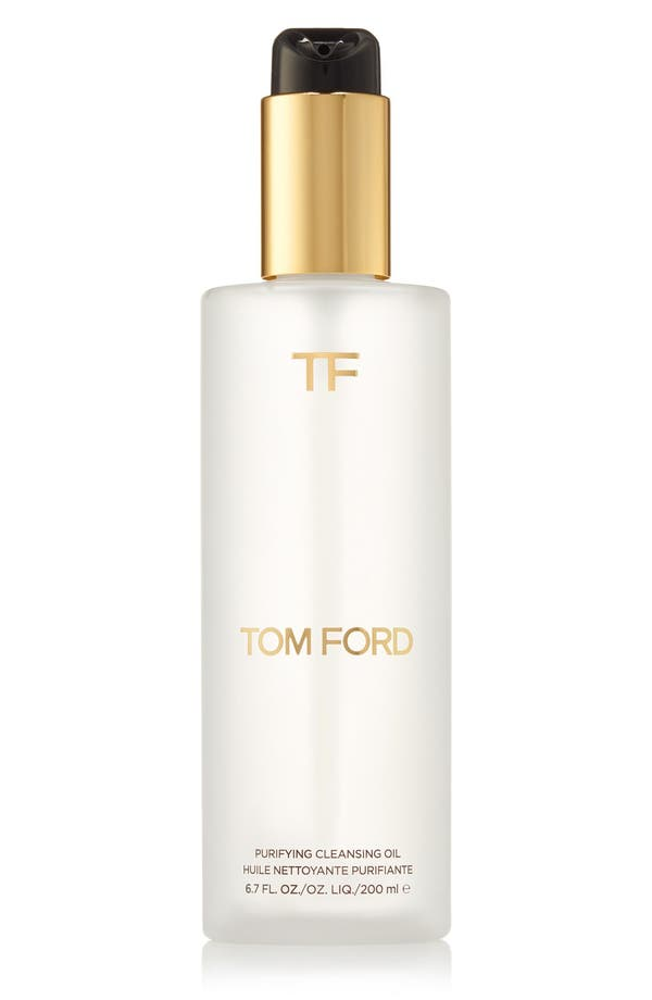 Alternate Image 1 Selected - Tom Ford 'Purifying' Cleansing Oil