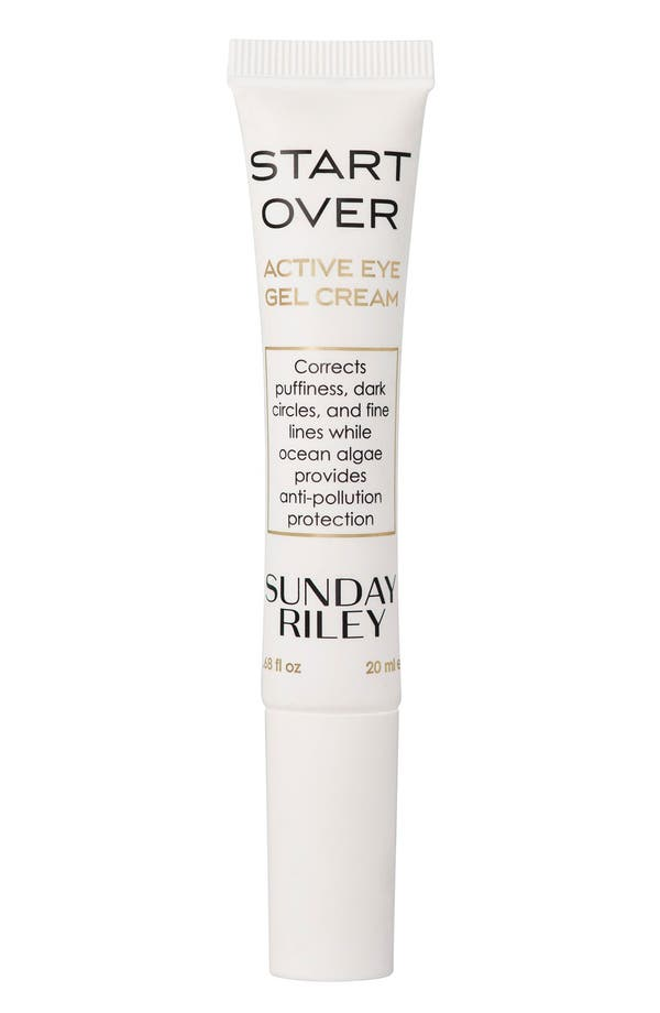 SPACE.NK.apothecary Sunday Riley Start Over Active Eye Gel