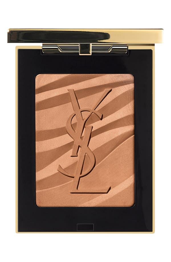 Alternate Image 1 Selected - Yves Saint Laurent 'Les Sahariennes' Bronzing Stones