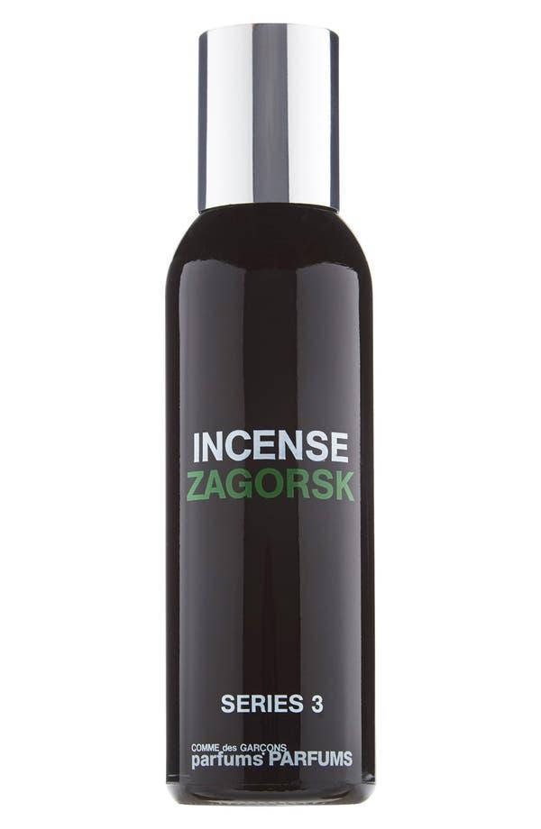 COMME DES GARÇONS Series 3 Incense: Zagorsk Eau