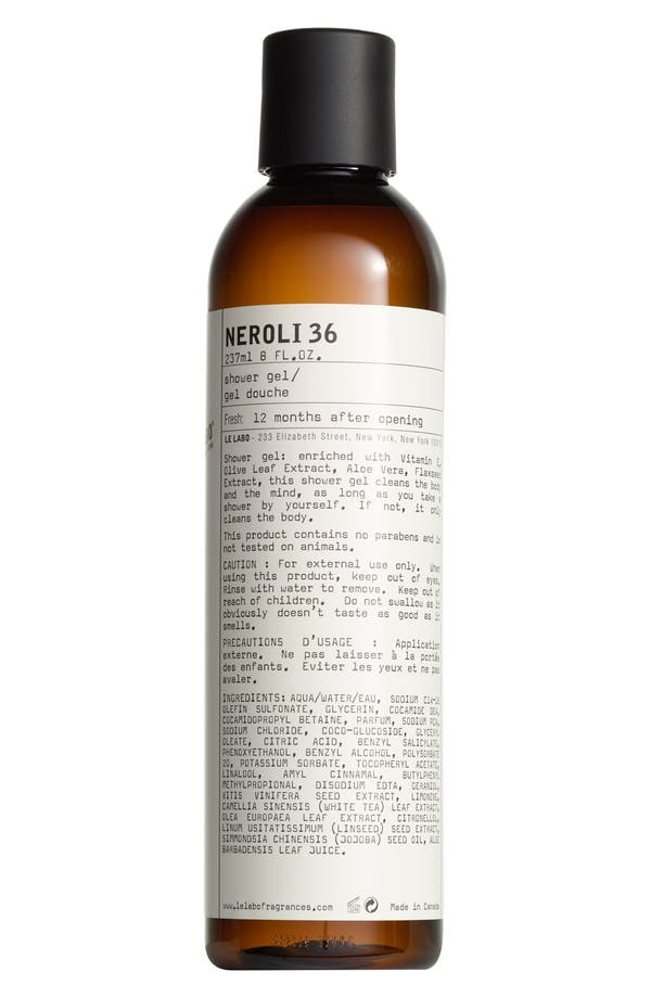 LE LABO 'Neroli 36' Shower Gel