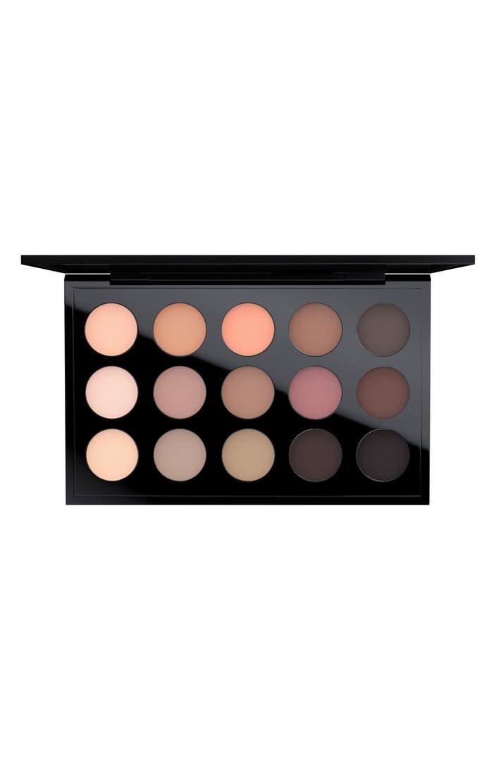 Mac Eyeshadow: MAC Nordstrom C'est Chic Matte Eyeshadow Palette