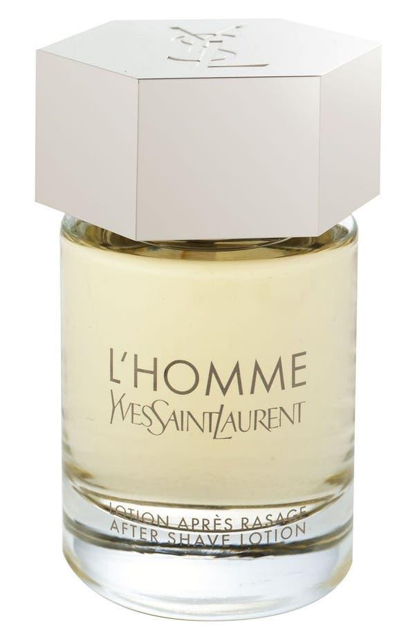 Main Image - Yves Saint Laurent 'L'Homme' After Shave Lotion