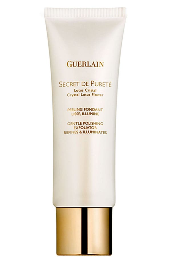Alternate Image 1 Selected - Guerlain 'Secret de Pureté' Polishing Exfoliator