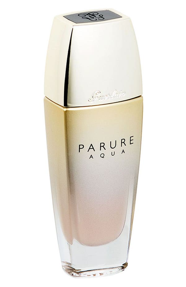 Alternate Image 1 Selected - Guerlain 'Parure Aqua' Foundation SPF 20