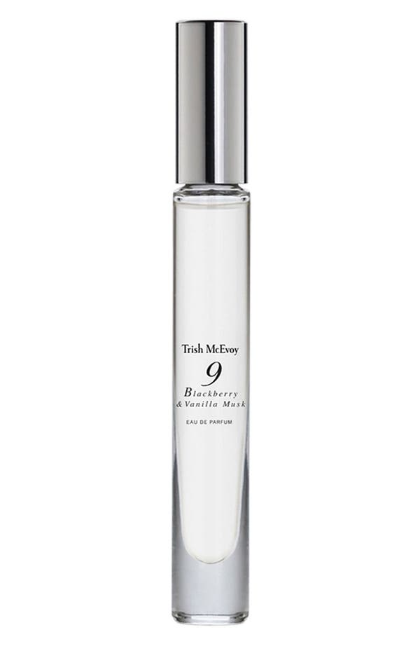 Alternate Image 1 Selected - Trish McEvoy '9' Blackberry & Vanilla Musk Eau de Parfum Rollerball