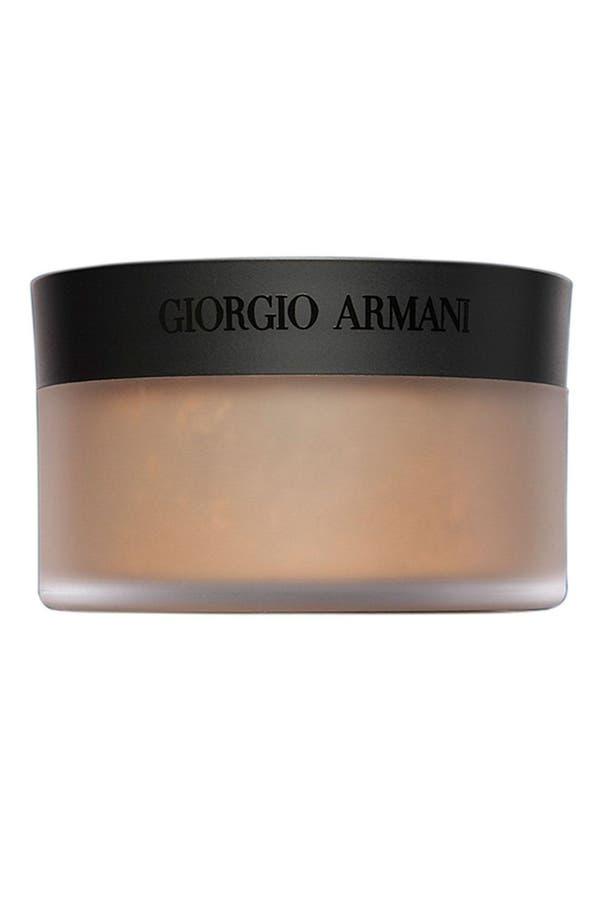 Alternate Image 1 Selected - Giorgio Armani Loose Powder