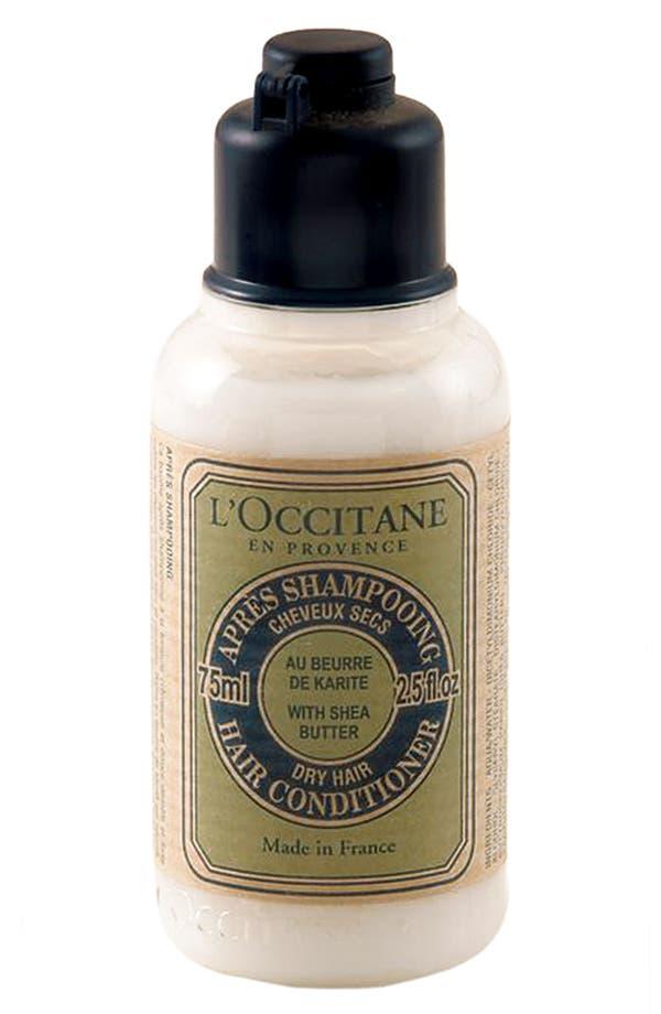 Alternate Image 2  - L'Occitane Shea Butter Ultra Rich Conditioner