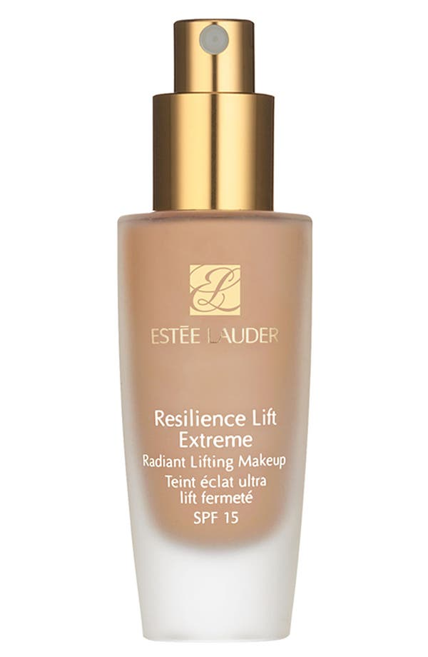 Alternate Image 1 Selected - Estée Lauder 'Resilience Lift Extreme' Radiance Lifting Makeup SPF 15