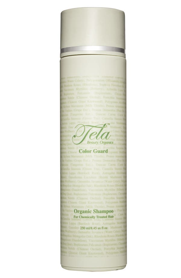 Alternate Image 1 Selected - Tela Beauty Organics 'Color Guard' Organic Shampoo for Chemically Treated Hair