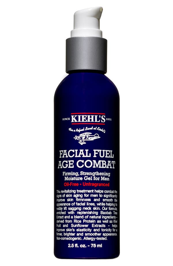 Main Image - Kiehl's Since 1851 'Facial Fuel' Age Combat Moisture Gel for Men