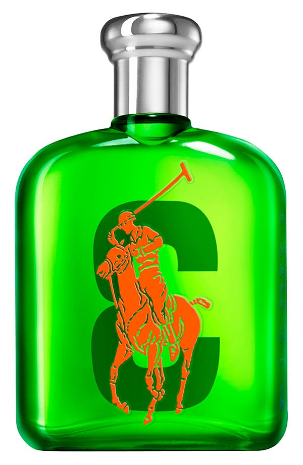 Alternate Image 1 Selected - Ralph Lauren 'Big Pony #3 - Green' Eau de Toilette