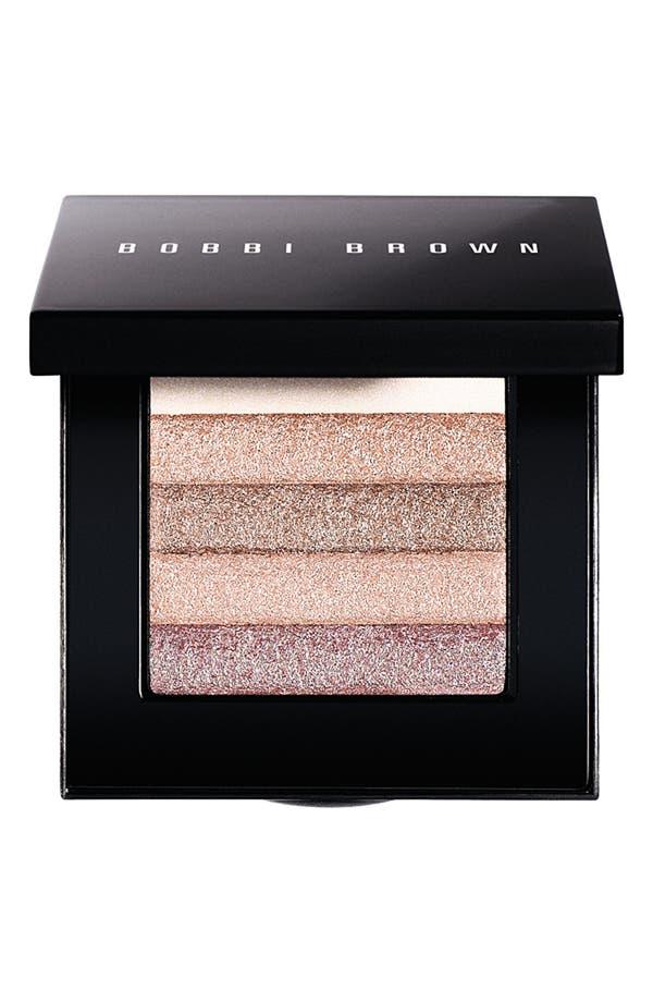 Alternate Image 1 Selected - Bobbi Brown Pink Shimmer Brick Compact