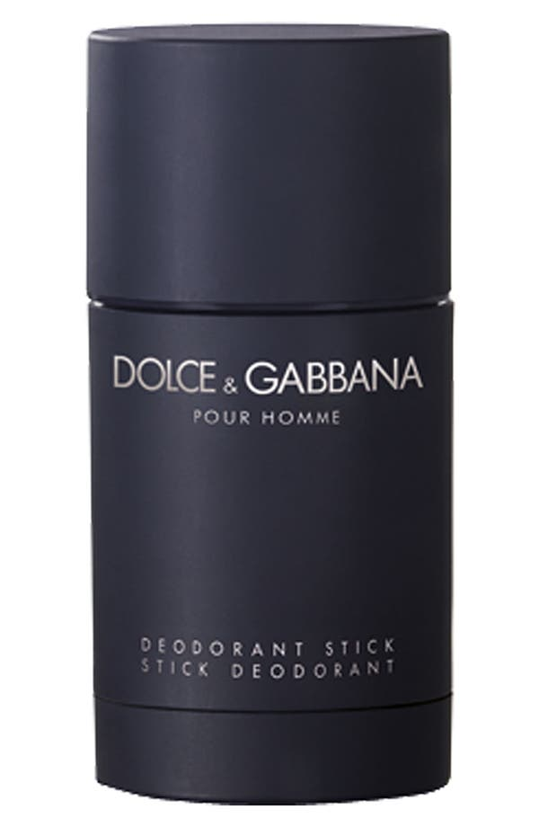 Main Image - Dolce&Gabbana Beauty 'Pour Homme' Deodorant Stick