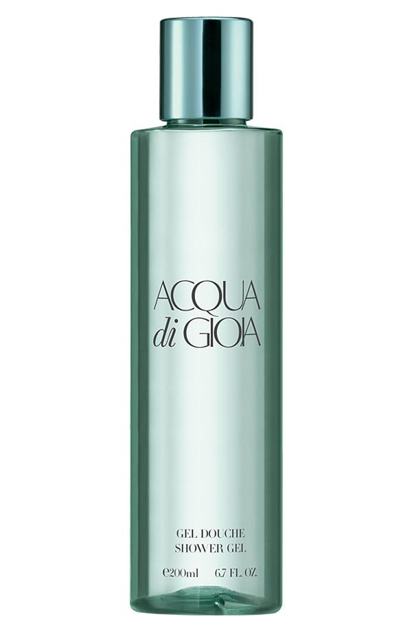 Alternate Image 1 Selected - Acqua di Gioia Shower Gel