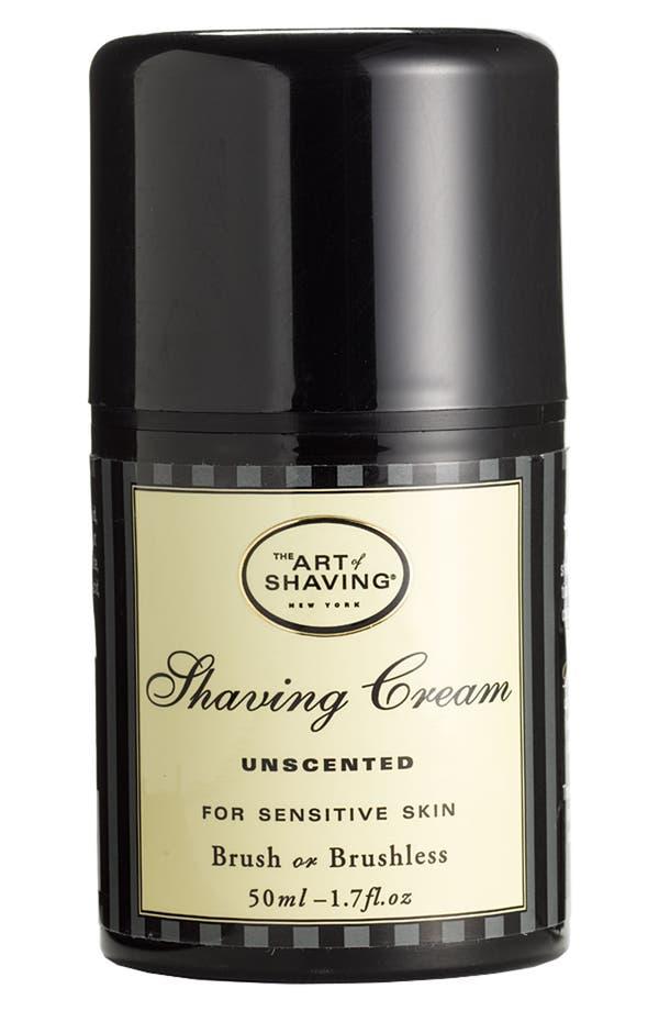 Alternate Image 1 Selected - The Art of Shaving® Shaving Cream