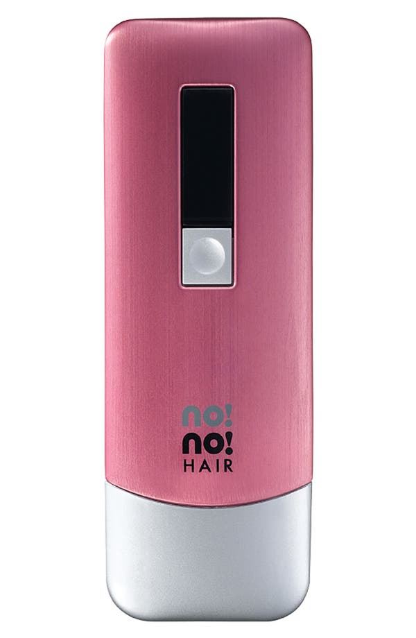 Alternate Image 1 Selected - no!no! Hair '8800 Pink' Hair Removal System